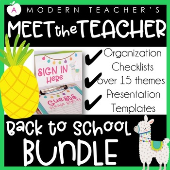 Management Tools for Teachers: Surviving the First Week of School {and Beyond!}