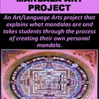 Mandala Art Project