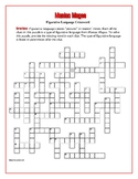 Maniac Magee: Figurative Language Crossword--Creative!