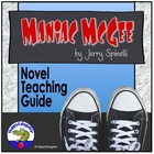 Maniac Magee Novel Study