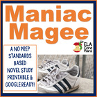 Maniac Magee Teaching Unit