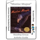 Maniac Magee by Jerry Spinelli Reading Group activity guide