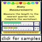 Many Measurements
