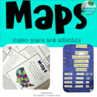 Map Skills Literacy and Social Studies Kit