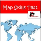 Map Skills Test