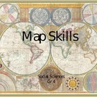 Map skills for the younger grades