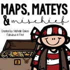 Maps, Mateys and Mischief: A pirate map skills unit.