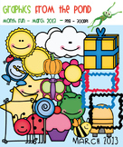 Clipart Fun Month! March 2013