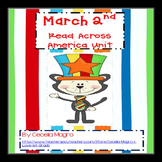 March 2nd: Read Across America Unit K-2