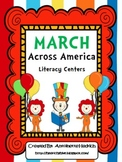 March Across America....Literacy Centers