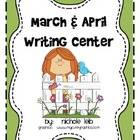 March & April Writing Center - Nichole Leib