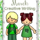 March Creative Writing
