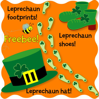 March FREEBEE Clip Art