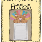 March Lion Craftivity (S. Malek Freebie)