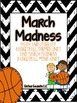 March Madness--Basketball Unit {Reading, Math, Writing, Re