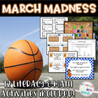 March Madness Literacy and Math Unit