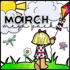 March Madness Mega Pack {Seasonal Math &amp; Literacy Activities}