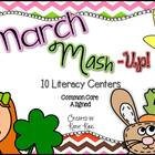 March Mash-Up: 10 Literacy Centers Aligned to the Common Core