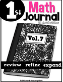 March Math Journal