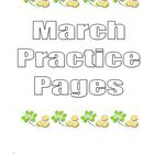 March Packet