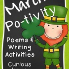 March Poems with Crafty Writing Activities (common core aligned)