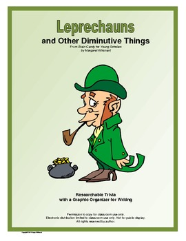 March Researchable Trivia:  Leprechauns and Other Diminuti