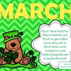 March Words