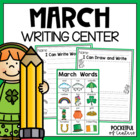 March Writing Center Mini-Packet