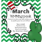 March Writing Pack