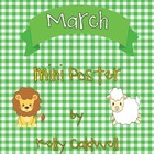 March mini poster