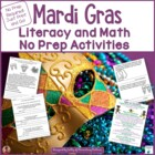 Mardi Gras Printables: Not Just for the Sub Tub!