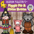 "Margie Palatini's ""Piggie Pie"" and ""Zoom Broom"""