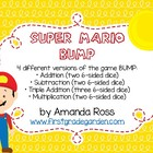 Mario BUMP Math Game {Addition &amp; Subtraction}