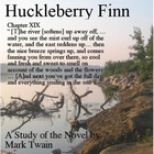 Mark Twain Studies: Huck Finn Basic Study Guide