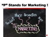 Marketing Mix: P Stands for Marketing, video