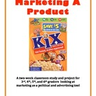 Marketing the Presidential Candidate!  A 2-week unit for 3