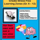 Marks of a Stress Free Learning Zone