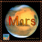 Mars: Research &amp; Note-taking PowerPoint