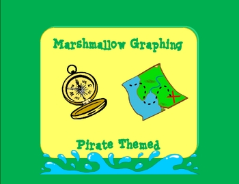 Marshmallow Graphing Pirate Themed