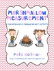 Marshmallow Measurement {FREE}