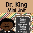 Martin Luther King Bundle~Living His Dream~Common Core Aligned