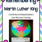 Martin Luther King { Craftivity Packet }