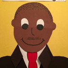 Martin Luther King Jr. Craft & Writing Activity