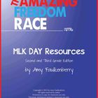 "Martin Luther King, Jr. Day ""The Amazing Freedom Race"" for"