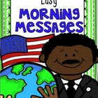 Martin Luther King Jr. - Easy Morning Messages