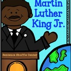 Martin Luther King Jr. Fluency Center: Sentence Shuffle -
