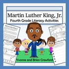Martin Luther King, Jr. Math and Literacy Activities Fourt