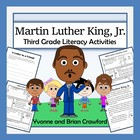 Martin Luther King, Jr. Math and Literacy Activities Third