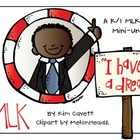 Martin Luther King Jr. Mini-Unit for K/1