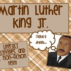 Martin Luther King Jr. Non-Fiction Text and more